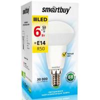Светодиодная (LED) Лампа Smartbuy-R50-Рефлектор 06W /3000/E14