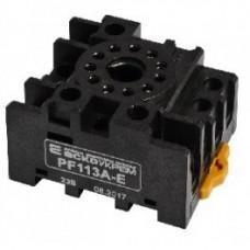 PF113A колодка для реле МК3P