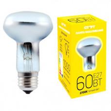 Лампа рефлекторная Старт R63 60 Вт Е27