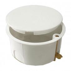 Распаячная коробка г/к ф80 х 40мм для полых стен КМ41024