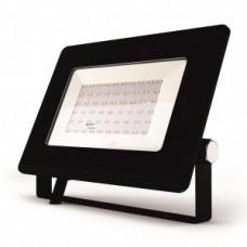 Прожектор с/д PRE LED FL 1 50W BLACK IP65 холодный белый