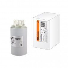 Конденсатор ДПС 450В, 6мкФ , 5%, плоский разъем, TDM