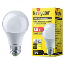 Лампа Navigator 61 475 NLL-A60-10-12/24-4K-E27