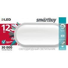Cветодиодный (LED) светильник HP Smartbuy Овал-12W/4000K/IP65 (SBL-HPOval-12W-4K)