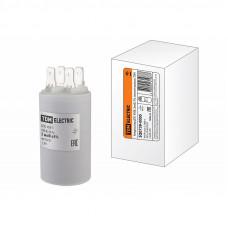 Конденсатор ДПС 450В, 3мкФ , 5%, плоский разъем, TDM