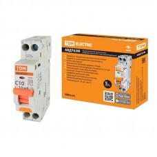 Авт. выкл. дифференциального тока АВДТ 63М C16 30мА TDM