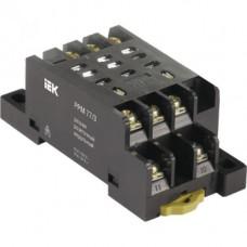 Разъем РРМ77/3(PTF11A) для РЭК77/3 (LY3) модульный IEK