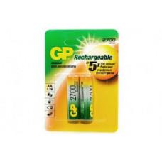 Аккумулятор GP 270 ААHC/USBLED-2CR4