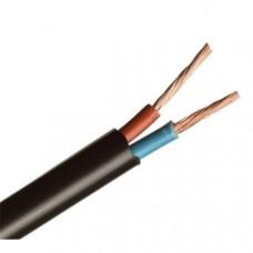 Провод соединительный ПВС 2*2,5 (100м) ЧЕРНЫЙ