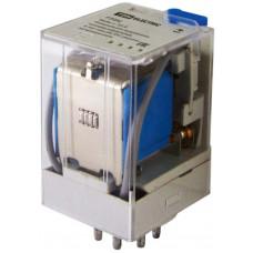 Реле РЭК8Ц/2 10А  24В DC (без разъема Р8Ц арт. SQ1503-0019) TDM