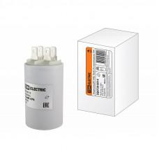 Конденсатор ДПС 450В, 10мкФ , 5%, плоский разъем, TDM