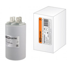 Конденсатор ДПС 450В, 14мкФ , 5%, плоский разъем, TDM