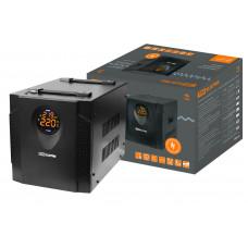 Стабилизатор напряжения СНС1-1-3 кВА симисторный переносной TDM