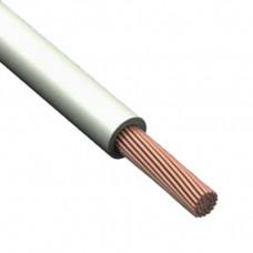Провод установочный гибкий ПуГВ (ПВ-3) 1,5 белый (100м)