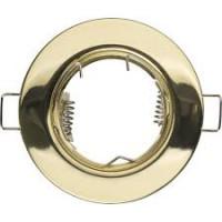 Светильник Navigator 61 597 NFS-R1-002-MR16-GU5.3 (золото)