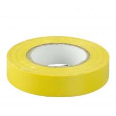 Изолента ПВХ 0,13*15мм Желтая 10м TDM
