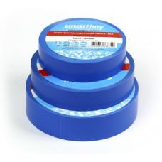 Изолента Smartbuy, 0.18х19мм, 20 метров, синяя (SBE-IT-19-20-db)