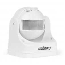 Инфракрасный датчик движения Smartbuy, настенный 1200Вт, до 12м, IP44 (sbl-ms-009)