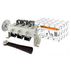 ВР32-31В 31250 100А TDM, левая ручка,дугогасительная камера, боковая смещенная рукоятка