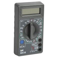 Мультиметр М 838 Universal IEK