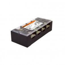 Блок зажимов ТВ-2504 25А TDM
