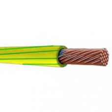 Провод установочный гибкий ПуГВ (ПВ-3) 1,0 ж/з. (100м)