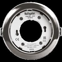 Светильник Navigator 71 279 NGX-R1-003-GX53 (Хром)