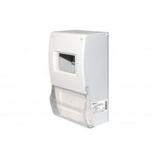 Щиток квартирный ЩК 26-004 2-6 модулей DIN без дверки IP20 TDM