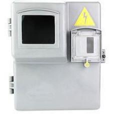 Ящик однофазный герметичный КДЕ 1-ф серый