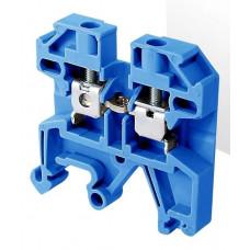 Зажим наборный ЗНИ-2,5мм2 (JXB25A) синий TDM