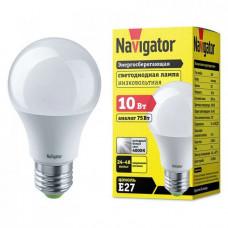 Лампа Navigator 61 476 NLL-A60-10-24/48-4K-E27