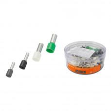 Набор наконечников-гильз серии Е №2 (Е4009, Е6012, Е10-12,Е16-12) TDM