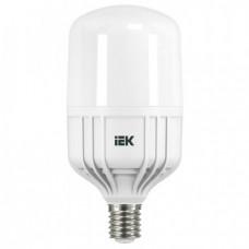 Лампа светодиодная НР 50Вт 230В 6500К Е40 IEK