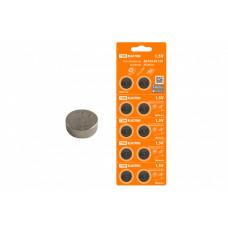 Элемент питания AG10/LR1130 Alkaline 1,5V BP-10 TDM
