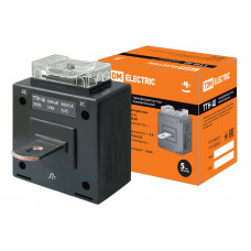 Трансформатор тока ТТН-Ш 500/5- 5VA/0,5S-Р TDM
