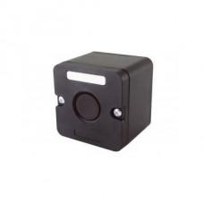 Пост кнопочный ПКЕ 212-1 черный IP40 TDM