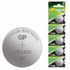 Элемент GP CR2450-2C5 дисковый
