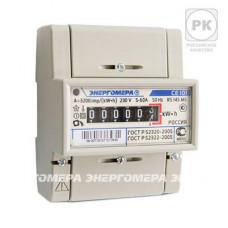 Счетчик электроэнергии CE101 R5 145 M6