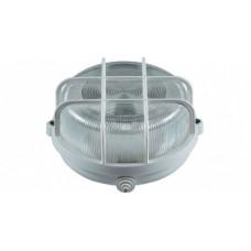 Свет-к Луна стекло,материал пластик НПП 03-100-010.2 IP-54,силикатное стекло размер 190х95 решетка