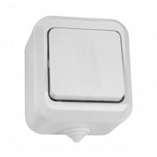 Fantasy Waterproof Выключатель 1-клав. IP 54 Серый