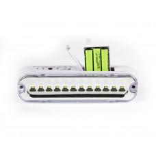 Аккумуляторный фонарь со сверхмощными светодиодами (SBF-500S)