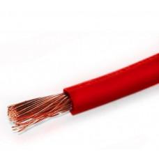 Провод установочный гибкий ПуГВ (ПВ-3) 1,0 красный (100м)