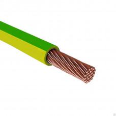 Провод установочный гибкий ПуГВ (ПВ-3) 1,5 ж/з. (100м)