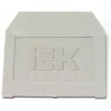 Заглушка для ЗНИ4-6мм2 (JXB35-50A) ИЭК