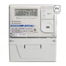 Счетчик электроэнергии CE303 S31 746 JAVZ ( Мах. ток 100 Актив/Реактив)