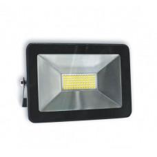 Прожектор с/д LEEK LE FL SMD LED7 50W CW BLACK IP65 холодн.белый
